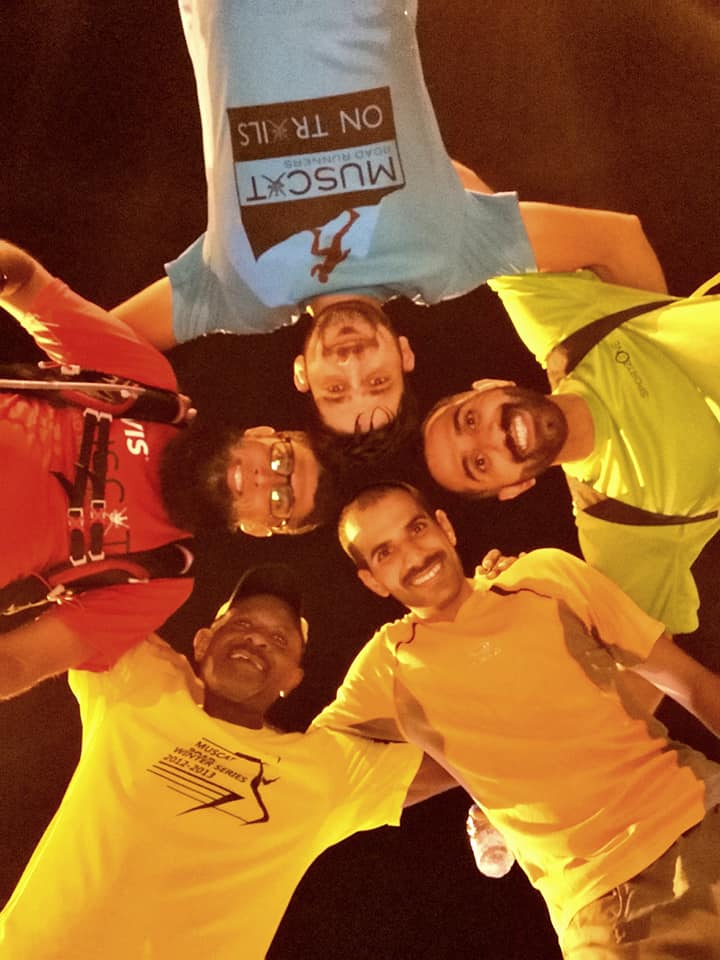 Muscat Road Runners